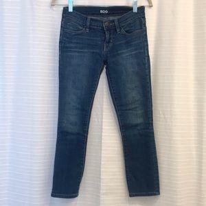 BDG ankle jeans